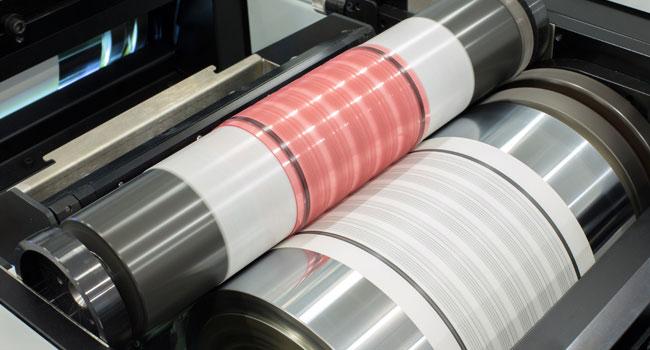Flexo print plates - Packaging printing