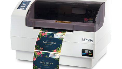 Digital Inkjet printer - Packaging printing