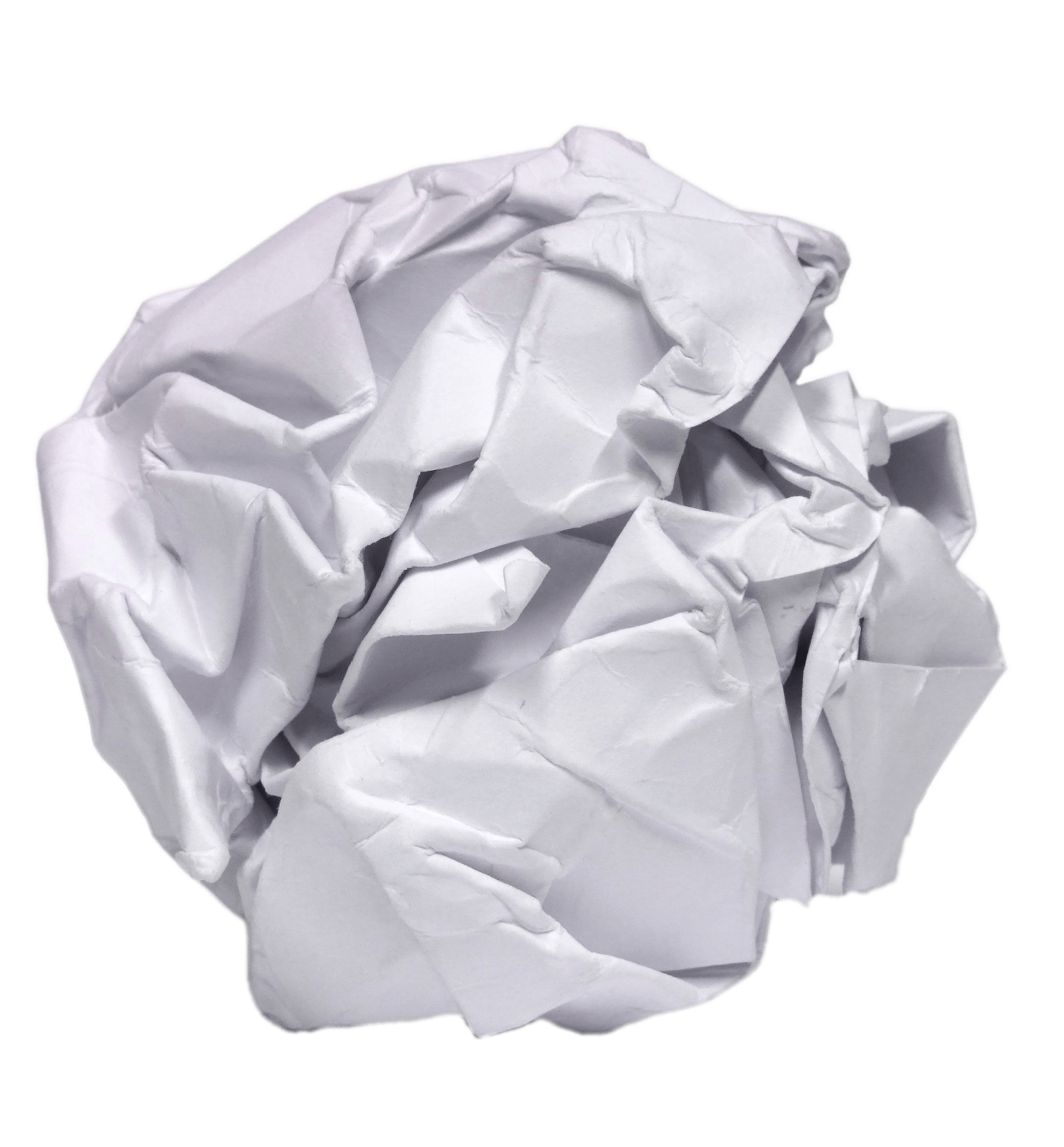 Crumpled Paper - Void Fill Solutions