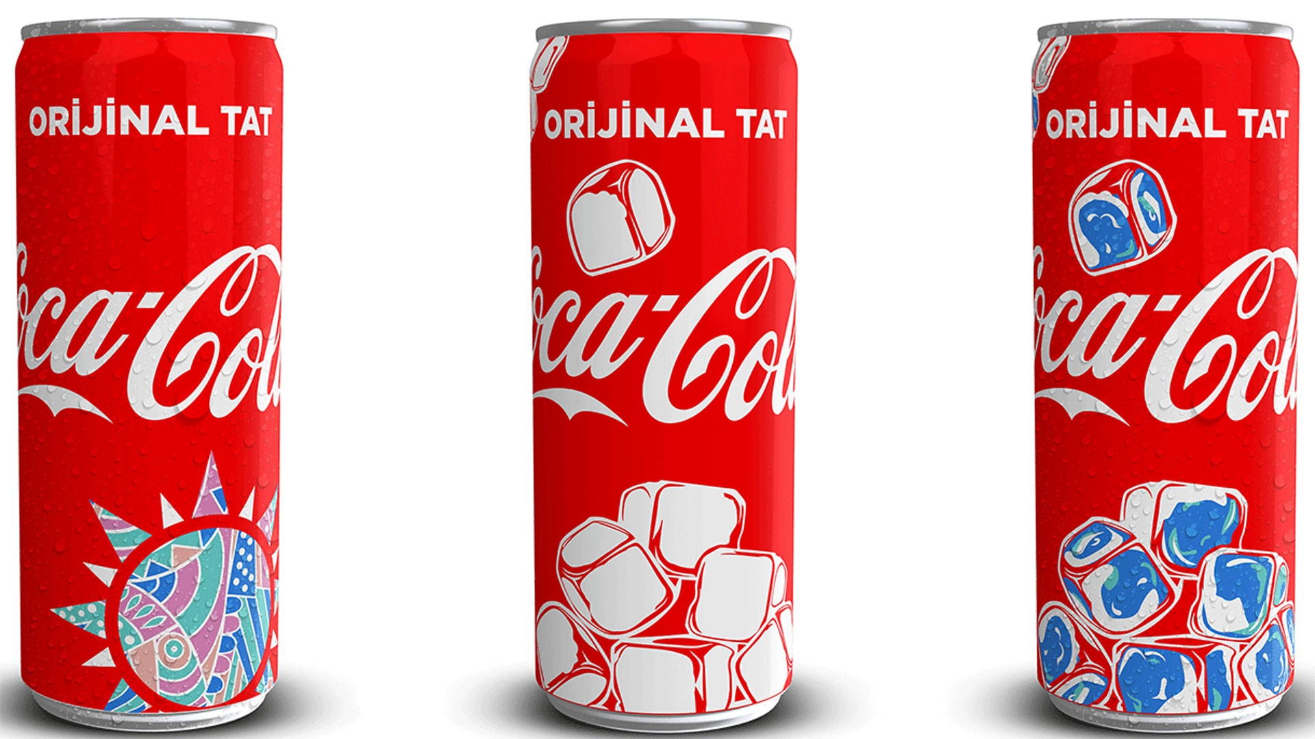 Coca cola thermochromic labels
