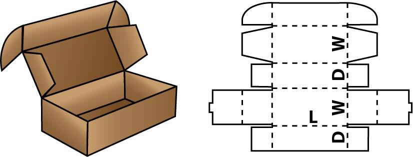 Testing for rigid packaging- Dimension Testing