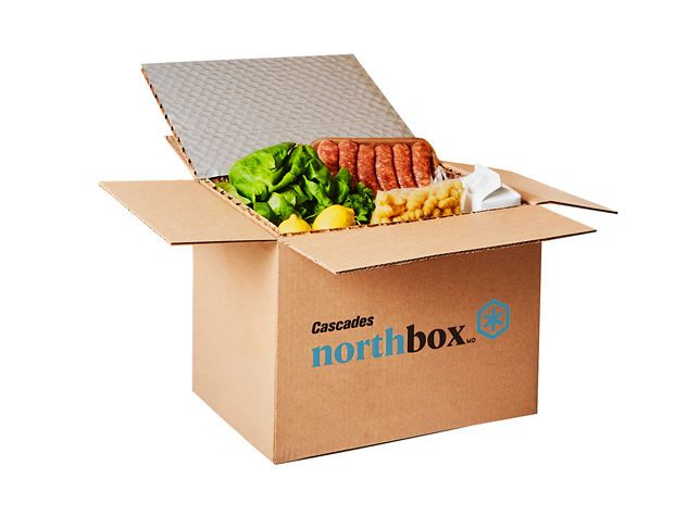 Packaging Innovations - Insulated Box | The Northbox