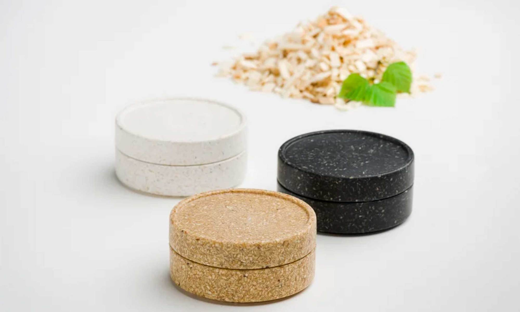 Packaging Innovations - 100% Biodegradable Cosmetic Packaging