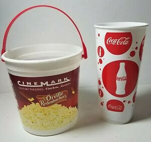 Packaging Innovations - Refillable Popcorn Storage Tubs