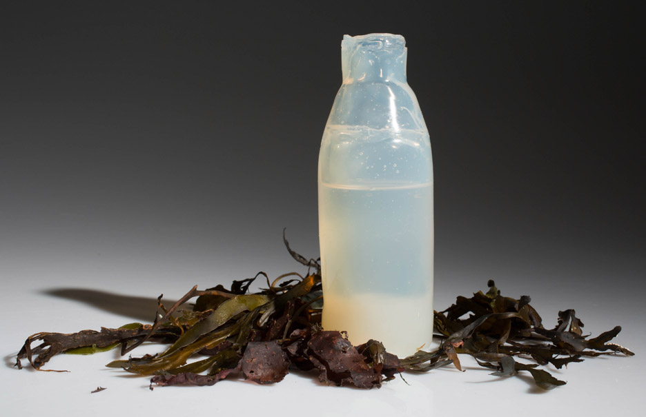 Packaging Innovations - Biodegradable Water Bottles