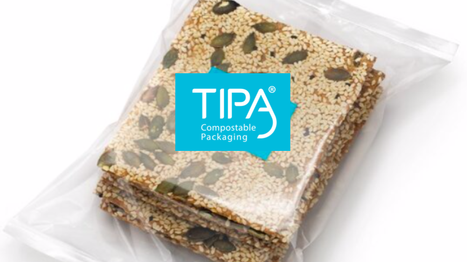 Packaging Innovation- Compostable Packaging | TIPA