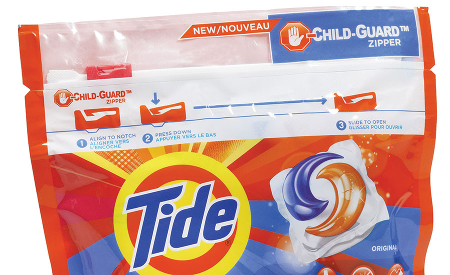 Packaging Innovation - Packaging with Child-Resistant Closures | TIDE