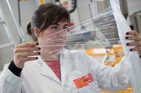 Packaging Innovation - Biodegradable Film for Vegetables