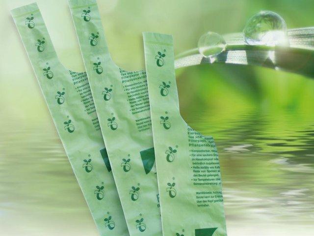 Packaging Innovation - 100% Compostable Waste Bag