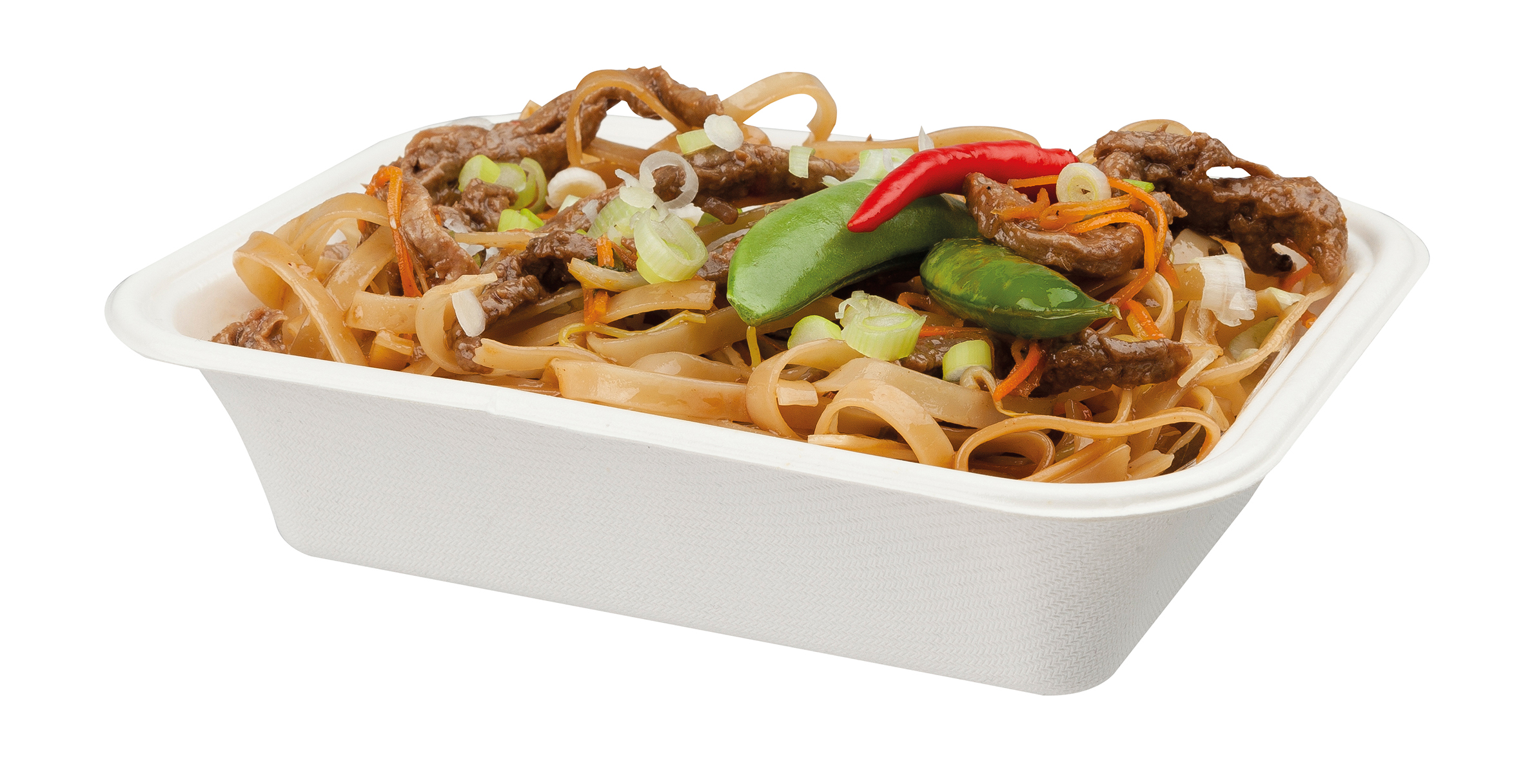 Packaging Innovation - Compostable Oven-Friendly Tray