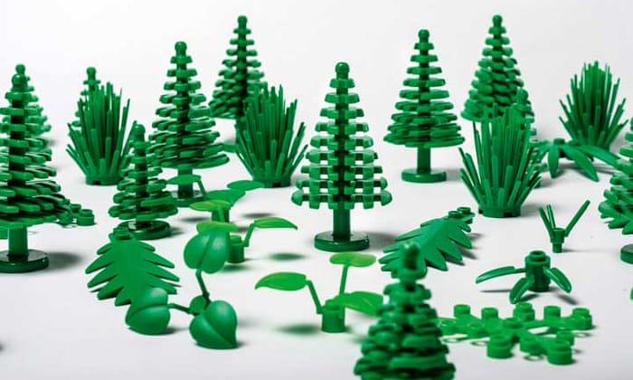 Packaging Innovation - Lego | Plant-Based Toys