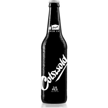 Packaging Innovation - Black Beverage Bottle