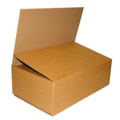Corrugated Box - Fully Overlapped Carton