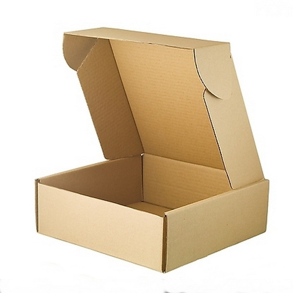 Roll End Front Tuck Corrugated Box