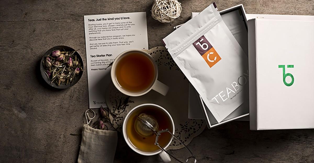 TeaBox Packaging