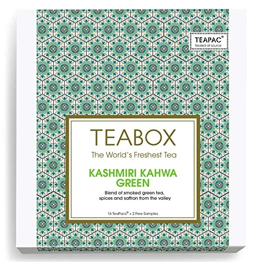 TeaBox - Kashmiri Kahwa Tea Sachet