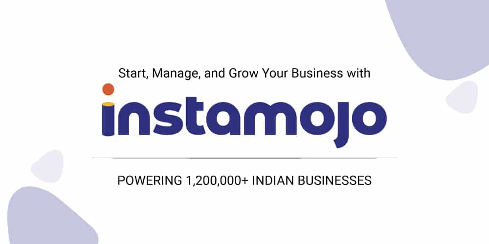 Instamojo for Payments