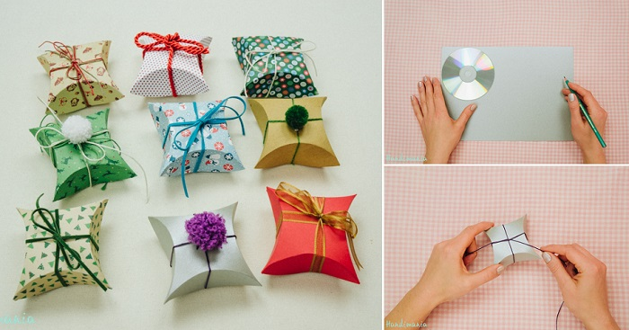 Paper Gift Box Idea #1: Personalized Gift Box