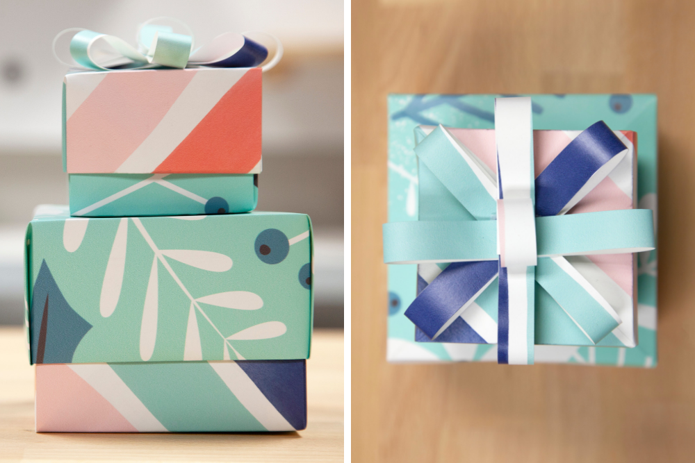 Paper Gift Box Idea #2: For bulk purchases