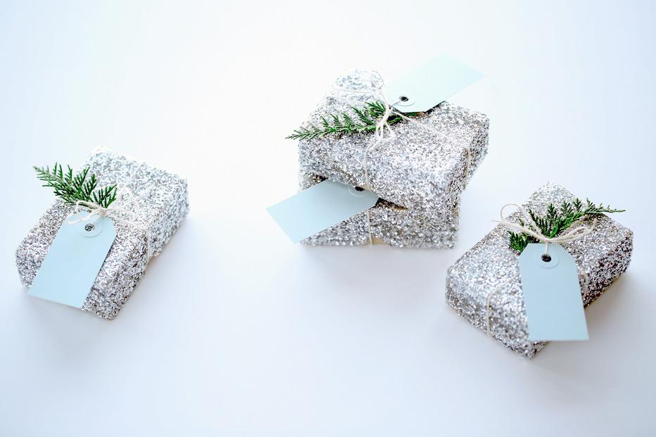 Paper Gift Box Idea #5: Simple