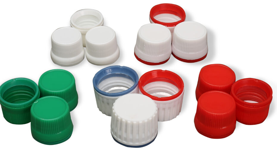 Auto ancillary Packaging - Threaded closures