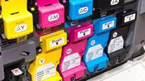 Auto ancillary packaging - printing inks