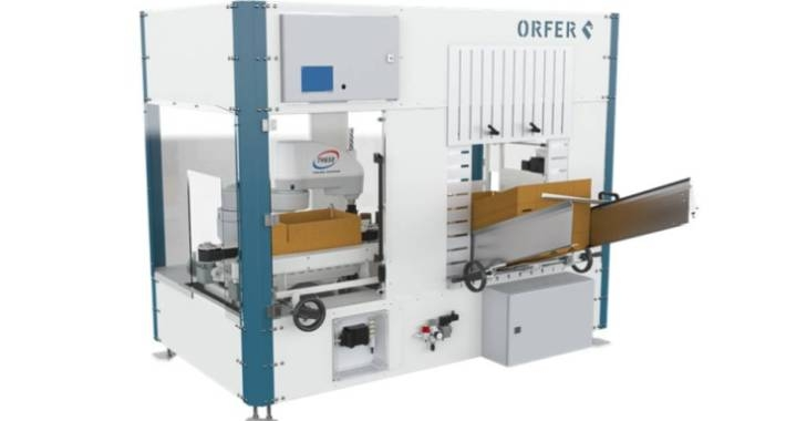 Packaging Automation System - Orfer BoxCellPlus from Toshiba Machines