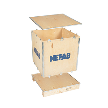 automotive packaging - Customized Packaging | Nefab