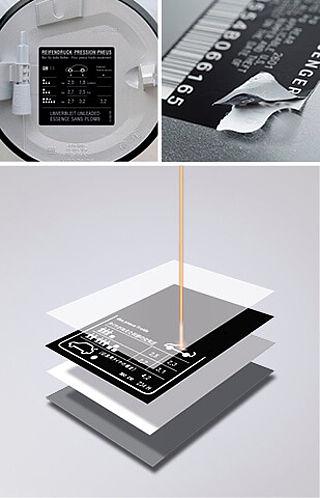 automotive packaging - Schreiner label technology