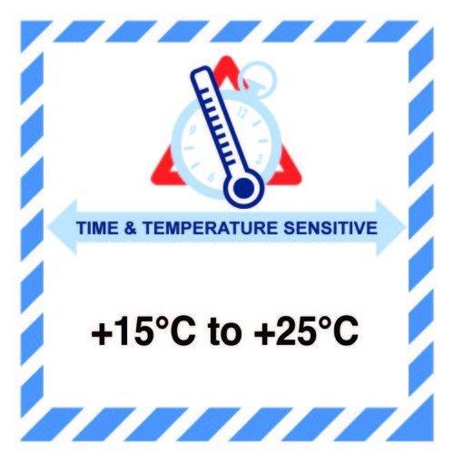 Temperature Sensitive Labels