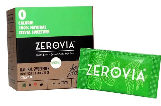 Packaging Design - Zerovia