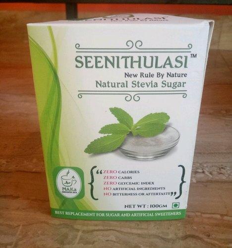 Packaging Design - Seenithulasi Stevia