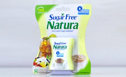 Packaging design - sugar free green