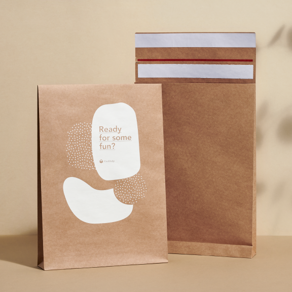 protective packaging - Kraft Paper Mailers