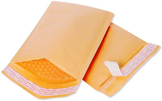 protective packaging - padded mailers