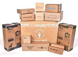 Recyclable Packaging Material - Printed Boxes