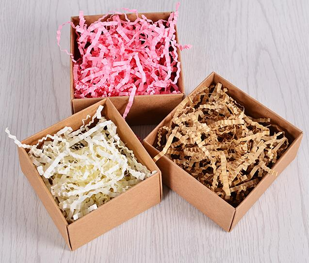 Recyclable Packaging Material - Crinkle Paper