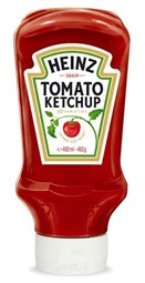 Role of packaging - User convenience | Heinz Upside Down Bottle