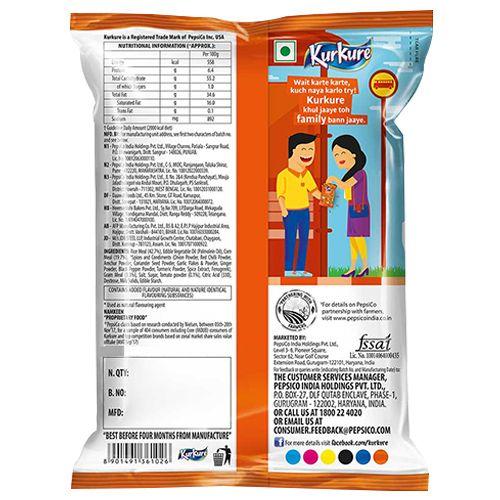 Role of packaging - Informative Printing | Kurkure