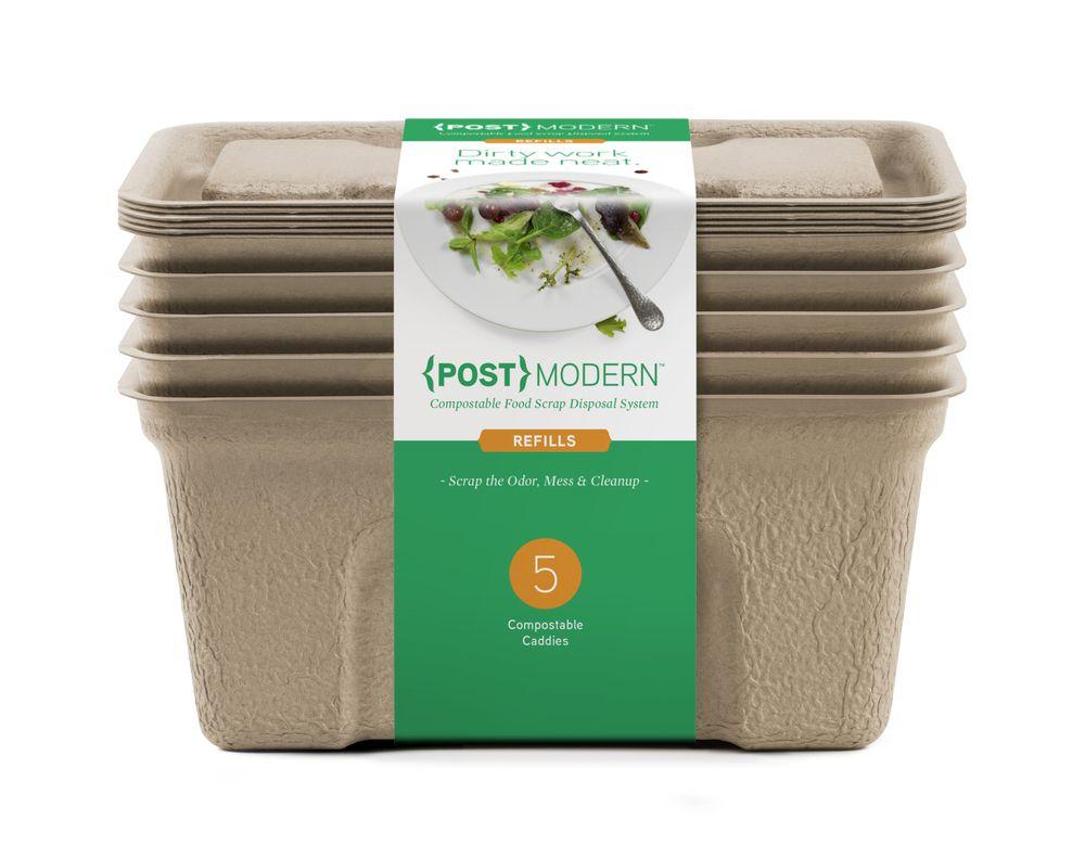 postmodern bins - Zero Waste Packaging