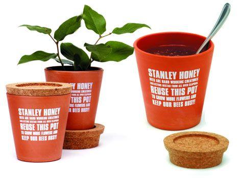 Stanley Honey - Zero Waste Packaging