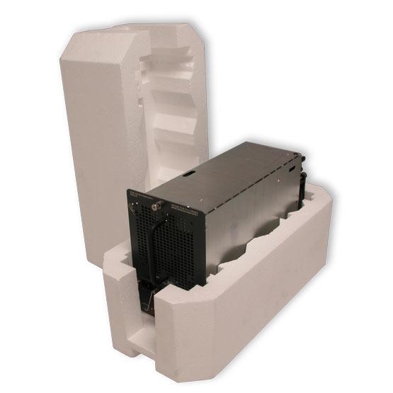 custom packaging with styrofoam - consumer durables