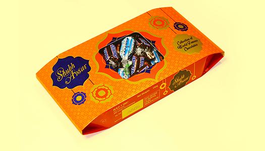 festive packaging - Mars Shubh Avsar