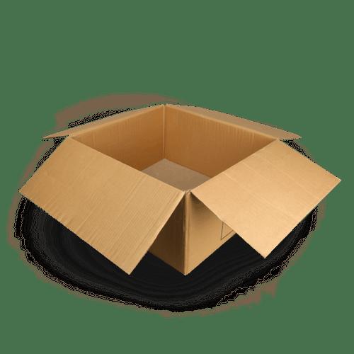 Regular slotted master cartons