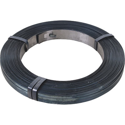 <eta Straps are used with skids and pallets for unitizing loads