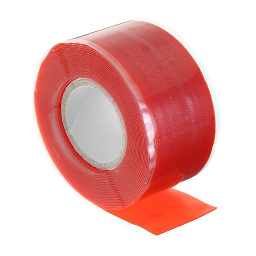 Silicon tapes are useful for intricate packaging, electronics, and for insulation purpose