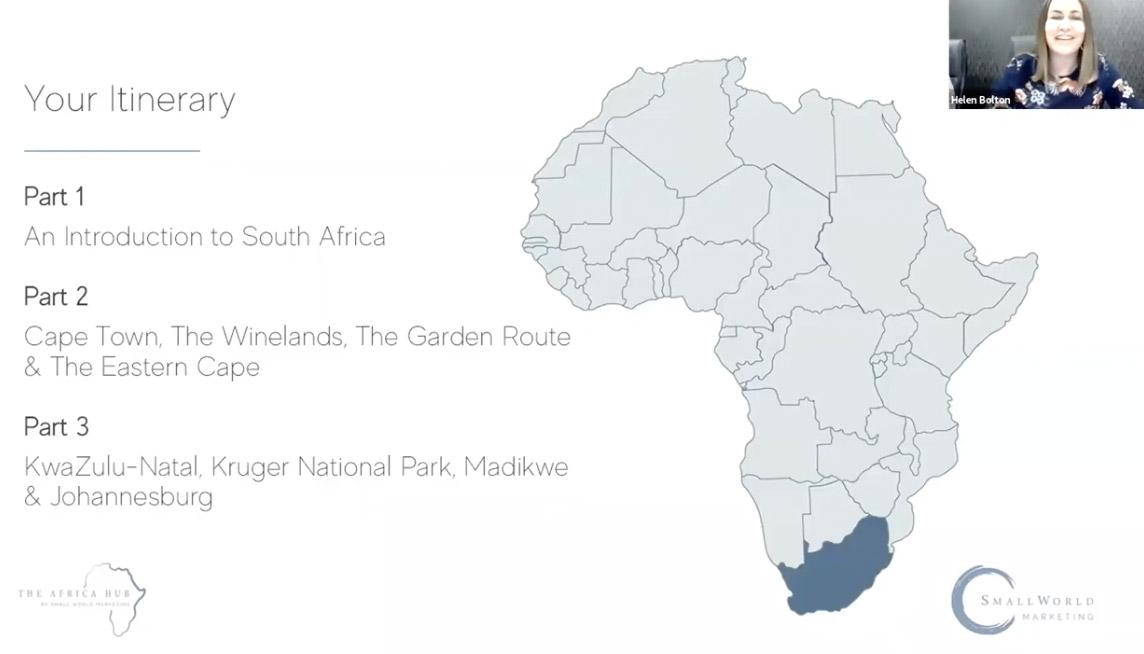 Webinars from The Africa Hub