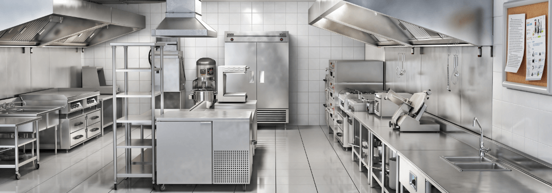 kitchen duct cleaning services in London