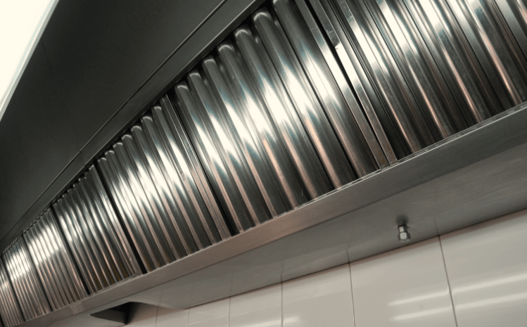 Commercial kitchen cleaning London