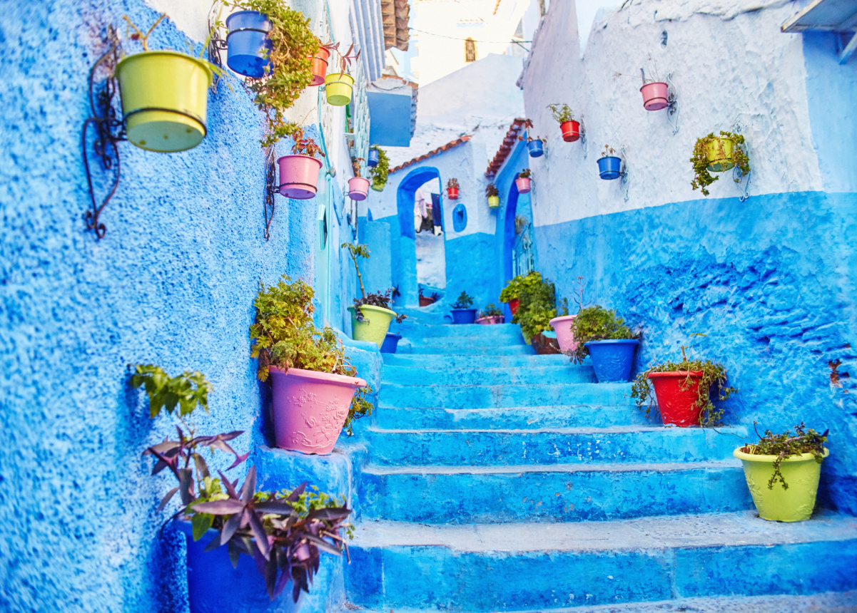 The Most Instagrammable City in Morocco: Chefchaouen